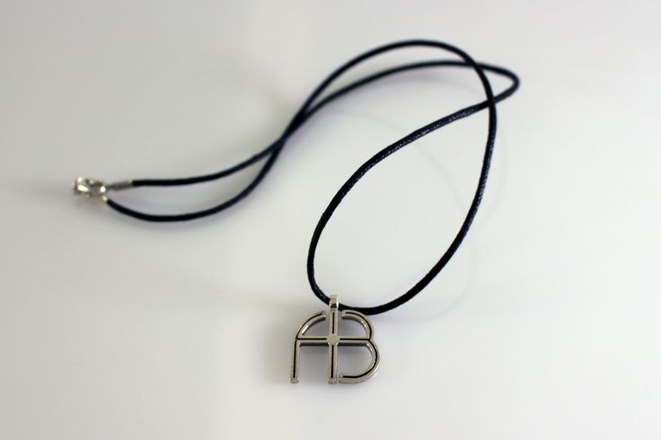 JustMake your customized jewellery:  godson cross with acronyms
