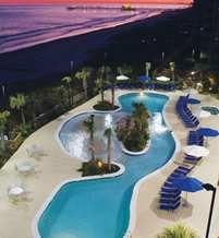 Beautiful scenery... Hilton Myrtle Beach Resort