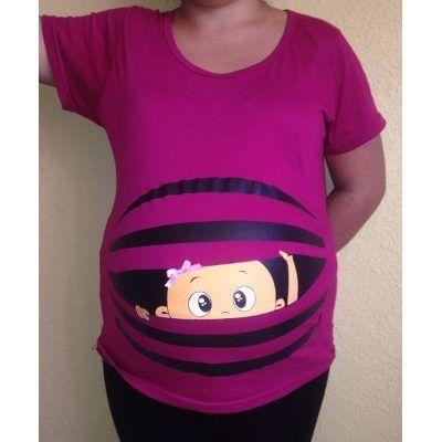 Blusas Playeras De Maternidad Embarazo Embarazada Baby Showe a $ 100.Ropa, Bolsas y Calzado, Camisas, Polos y Blusas, Mujer, Blusas en ElProducto.co Distrito Federal