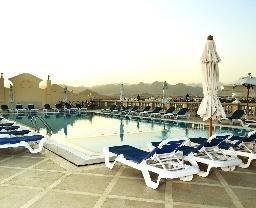 Das exklusive 5-Sterne #Hotel Iberotel IL Mercato im ägyptischen Scharm El-Scheich.
