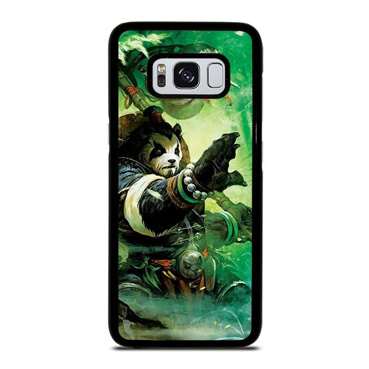 WARCRAFT HERO Samsung Galaxy S4 S5 S6 S7 S8 S9 Edge Plus Note 3 4 5 8 Case Cover