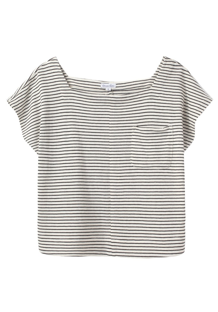 Everyone should have a stripe in their wardrobe. Steven Alan / Ridley Tee