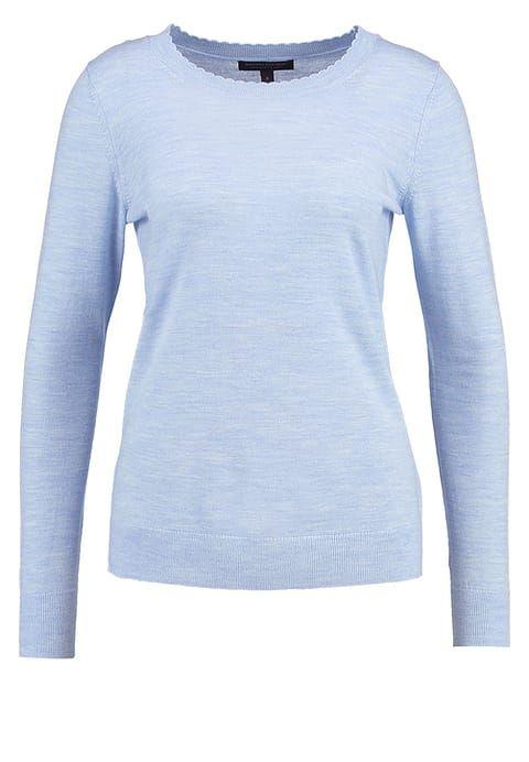 Banana Republic Sweter - light blue za 242,1 zł (11.06.17) zamów bezpłatnie na Zalando.pl.