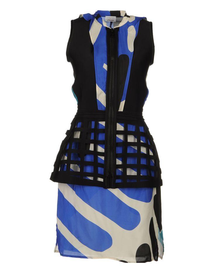 Rdm Short Dress - Men Rdm Short Dresses online on YOOX Canada - 34305024MM