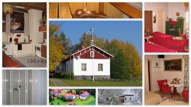 Коттедж WÄENPIRTTI COUNTRY- HOUSE (WP), Пирканмаа, id328 #КоттеджиФинляндии #iMokki #Пирканмаа