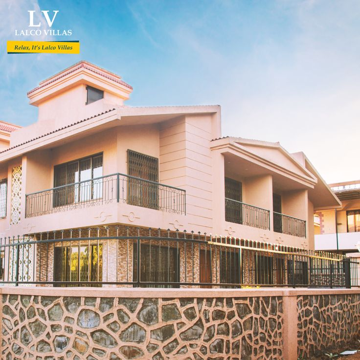 Free up your mind, Let worries unwind at Lalco Villas