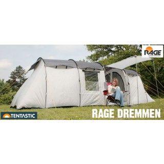 Rage Dremmen 8 Man Tent - B&Q Tents - Tents