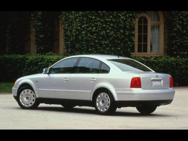 1999 Volkswagen Passat :: all mine!