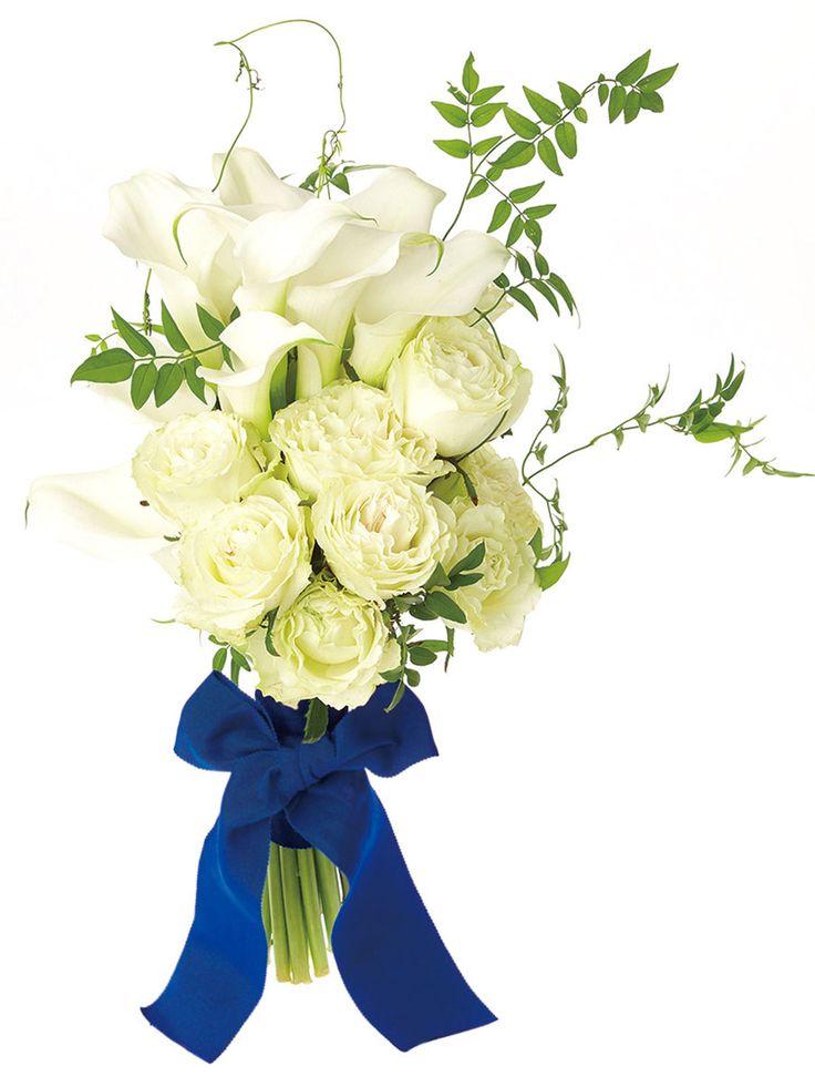 【ELLE】Bouquet17 ウエディングブーケ大図鑑♡ ホワイト編 エル・オンライン
