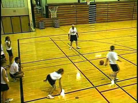 Basketball Drills for Kids by Hall of Fame Coach Houle Kids Basketball Drills - 1 on 1 Competition