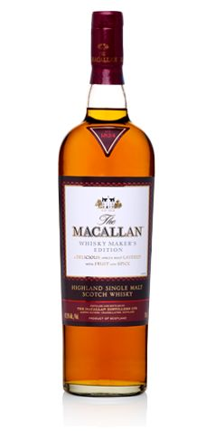 Macallan - 1824 Collection Whisky Makers Edition