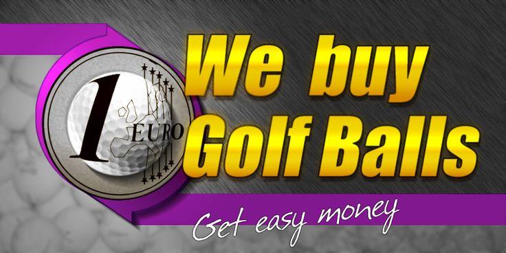 We Buy Golf Balls copia by karlitomadrid.deviantart.com on @deviantART
