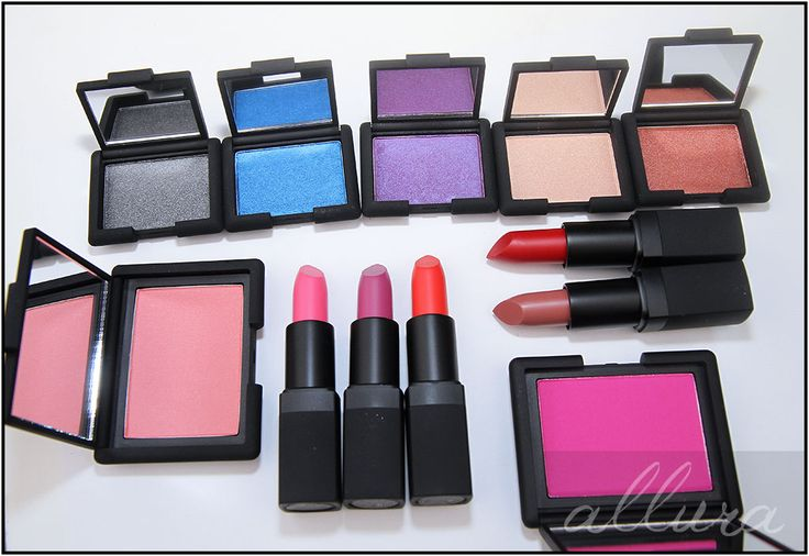 NARS Guy Bourdin Color Collection
