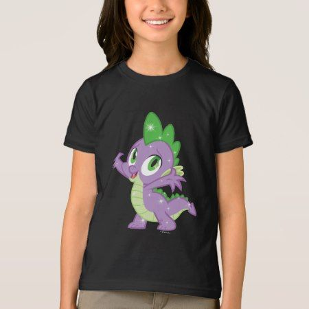 Spike the Dragon T-Shirt - click/tap to personalize and buy