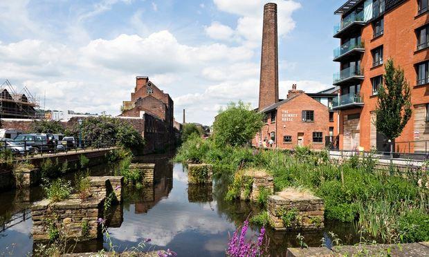 Kelham Island // Great city walks: Sheffield - The Guardian