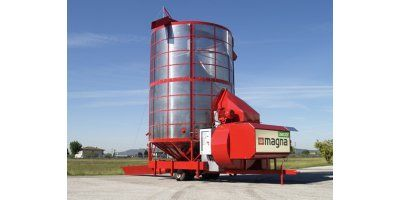 Portable Grain Dryers