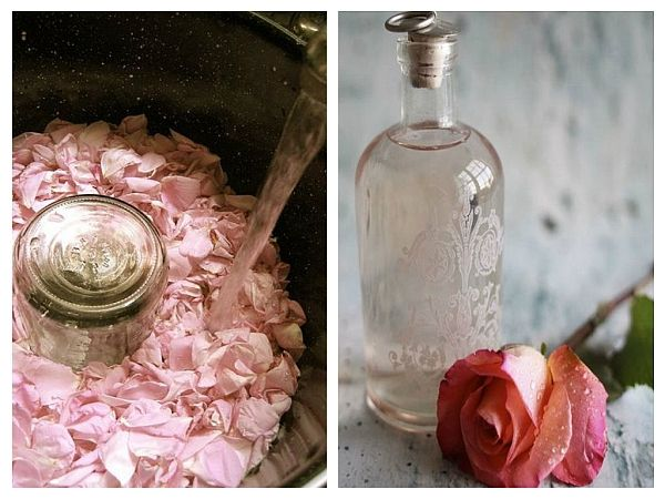 Cum se prepară apa de trandafiri | De Gen Feminin