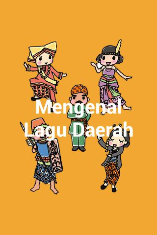 Selain mengenal lagu daerah yang ada di indonesia, di sini kita juga bisa bermain tebak lagu daerah.<br>Anak-anak akan suka hal seperti ini karena melatih kecintaan terhadap budaya indonesia.<p>Lagu daerah yang bisa di dengar dan tebak di antara nya :<br>Ampar-Ampar Pisang (Kalimantan Selatan)<br>Anging Mammiri (Sulawesi Selatan)<br>Apuse (Papua)<br>Bolelebo (Nusa Tenggara Timur)<br>Bungong Jeumpa (Aceh)<br>Butet (Sumatera Utara)<br>Cublak-Cublak Suweng (Jawa Tengah)<br>Hela-Hela Rotan…