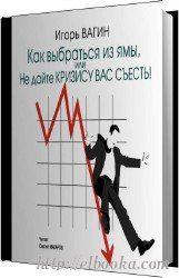» АУДИОКНИГИ » Психология  Игорь Вагин. Как выбраться из ямы, или Не дайте кризису вас съесть! /Аудиокнига