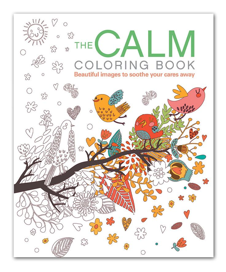 Look What I Found On The Calm Coloring Book By Quarto Publishing Group USA