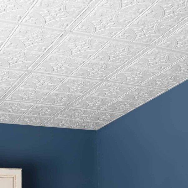 genesis ceiling tile 2x2 antique in