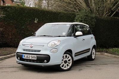 Fiat 500L Review (2013)