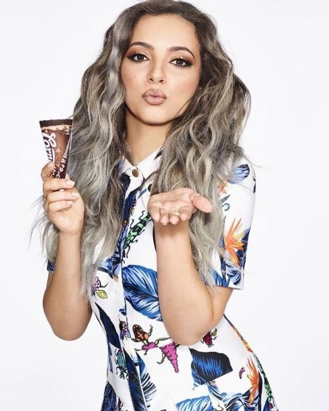 Little Mix's Jade for Cornetto ❤️