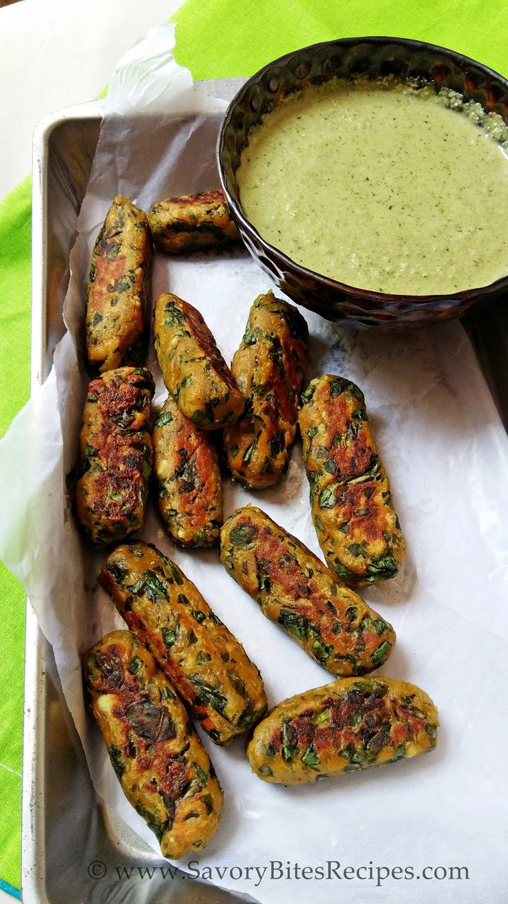 Palak Paneer Rolls Party Food RecipesNew