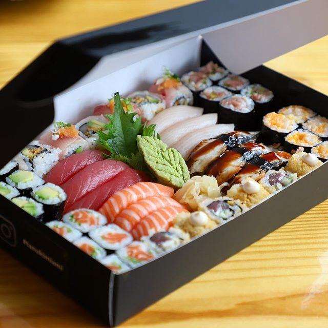 sushi box di Malang