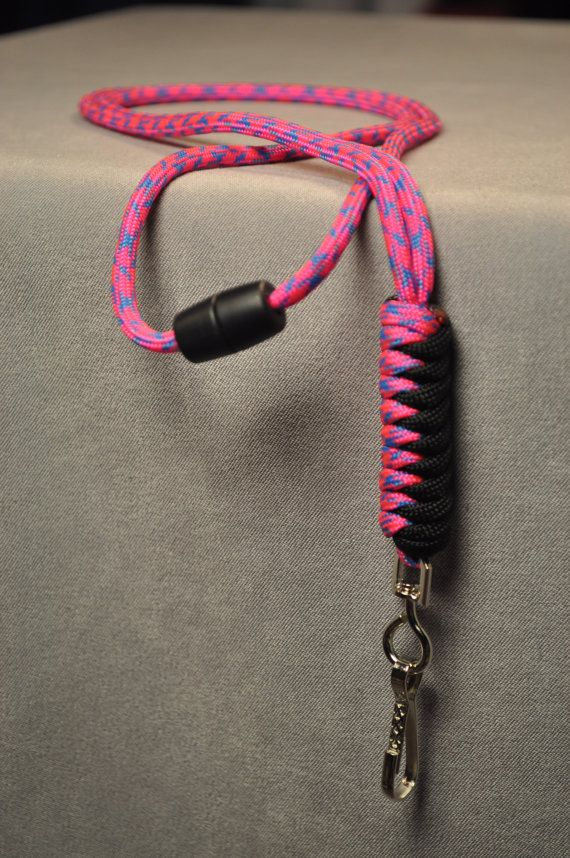 14 Best Paracord Lanyards Images On Pinterest Paracord Projects