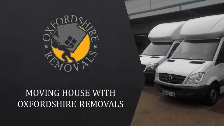 Moving House with Oxfordshire Removals, Removal Company Oxford