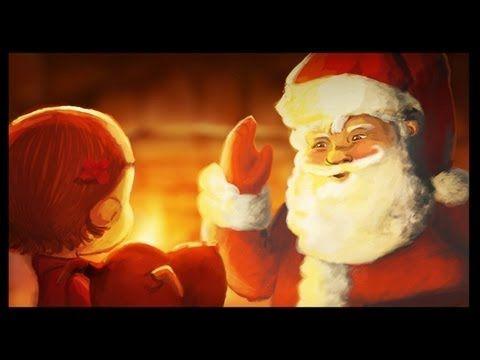 ▶ Histoire de Noël pour les enfants : La rencontre du Père Noël - YouTube