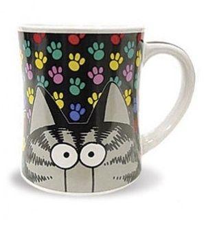 kliban cat mug fun