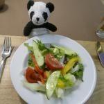 Salat, Restaurant, Ihlsee, Rezension, Bad Segeberg