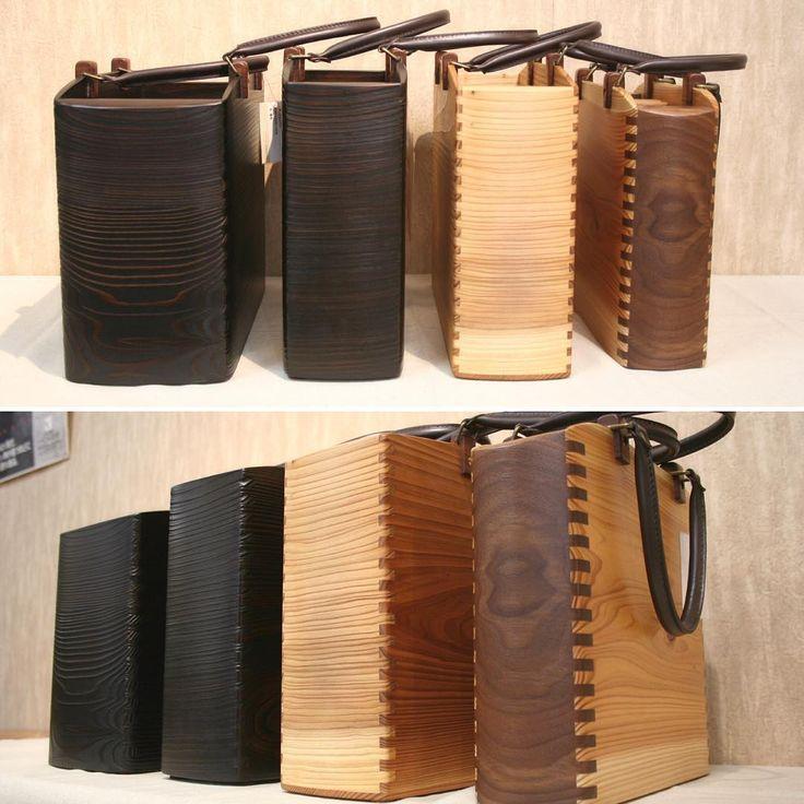 明日、この子達は東京さ旅立ちます。    #木工房ひのかわ#三代目#無垢材#ウォールナット#家具#家具工房#オーダー家具#furniture#woodworking #walnut#woodwork#japanesestories#東京#ブリーフケース#briefcase#japan#ブリーフバッグ#leather#本革#インテリア#2016年7月8日#九州#木工#八代#熊本#ハンドバッグ#interior#bag#design#tokyo