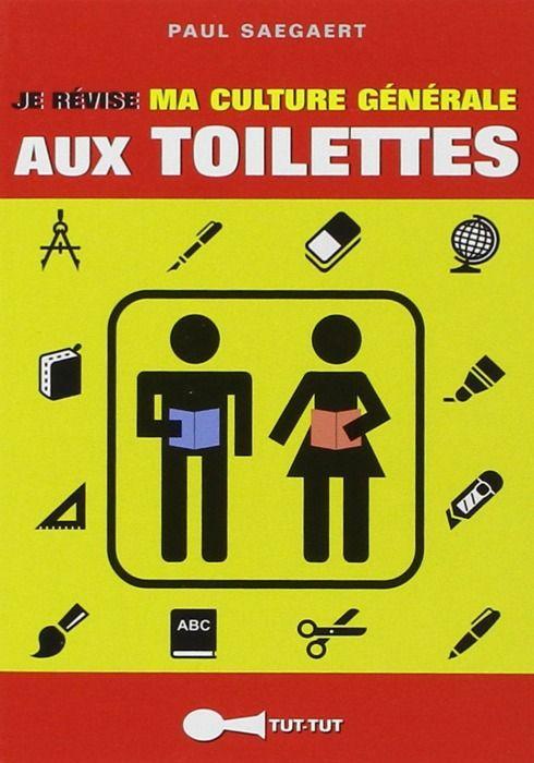 Topito Idée Cadeau Un livre « je révise ma culture générale aux toilettes » | Topito