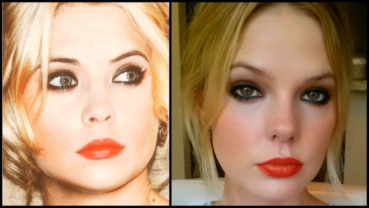 ASHLEY BENSON Makeup Tutorial