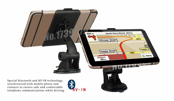 7 Inch Car GPS Navigator 4GB Auto Truck Vehicle GPS Navigation Device Windows CE Free Accurate Country Street Map http://www.dashcamerapro.com/7-inch-car-gps-navigator-4gb-auto-truck-vehicle-gps-navigation-device-windows-ce-free-accurate-country-street-map-p-475.html