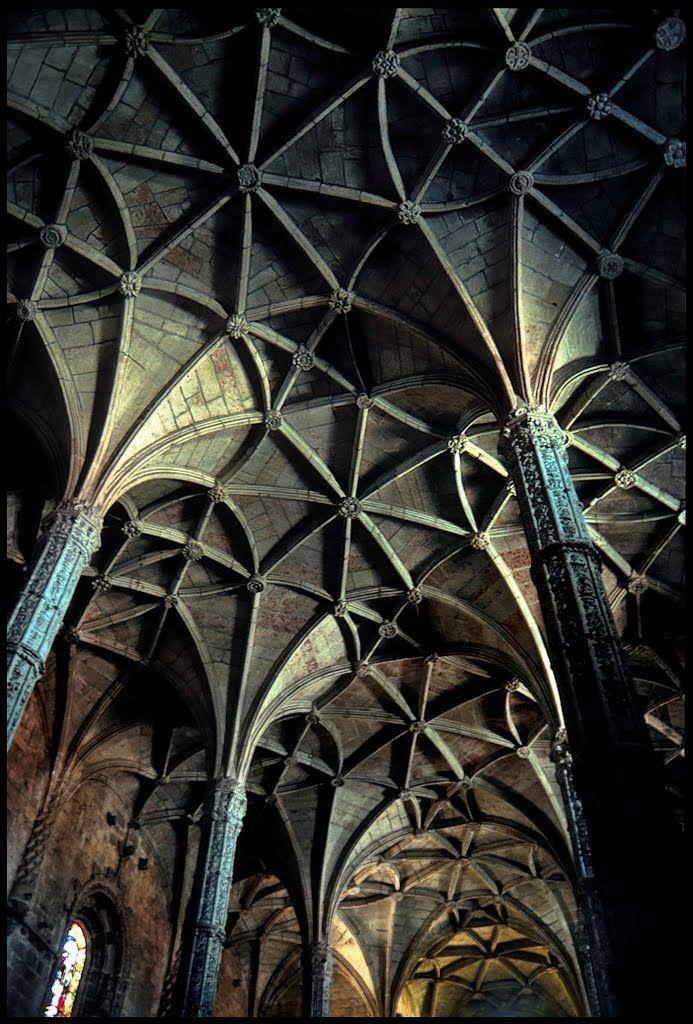 (Mosteiro dos Jerónimos) Lisboa Portugal