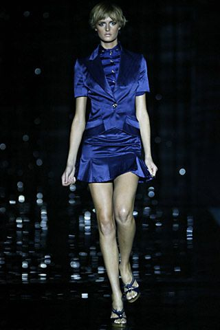 online designer fashion shopping Julien Macdonald Spring Summer 2007 Ready To Wear