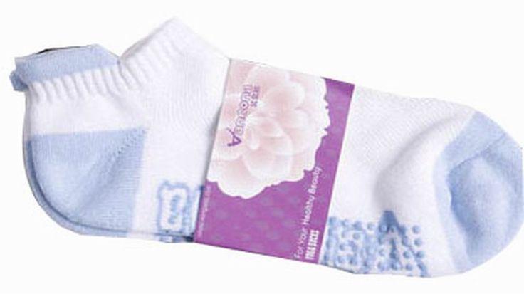 Practical Women's Yoga Socks Non-slip Cartoon Socks, Style A