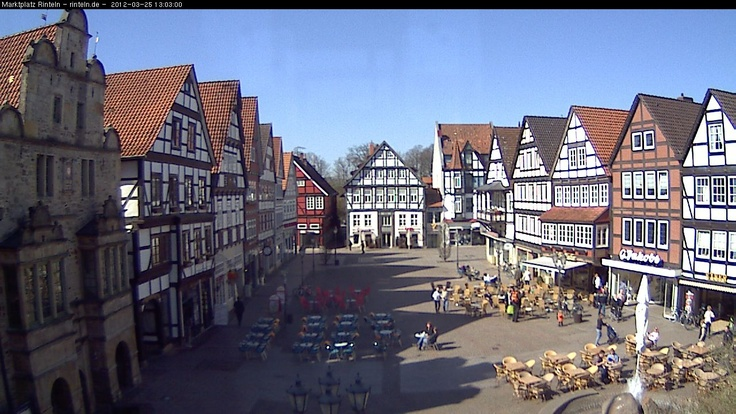 Rinteln an der Weser, Germany-My mommies home town. Love!