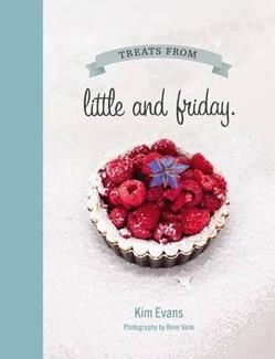 Can't wait to make the cream donuts in the Little & Friday cookbook.