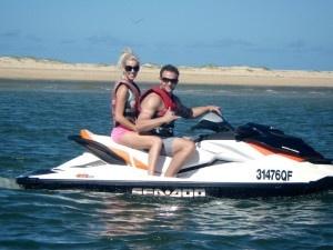 Tour 26/11/2012 :: Maroochy River Jet Ski Hire & Tours | Sunshine Coast Jet Ski