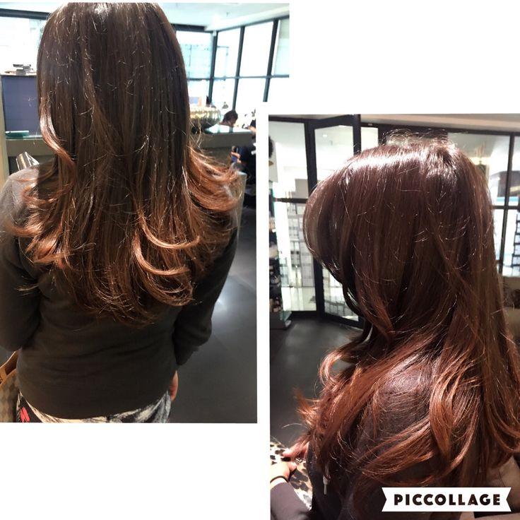 Stunning hair by Midori!