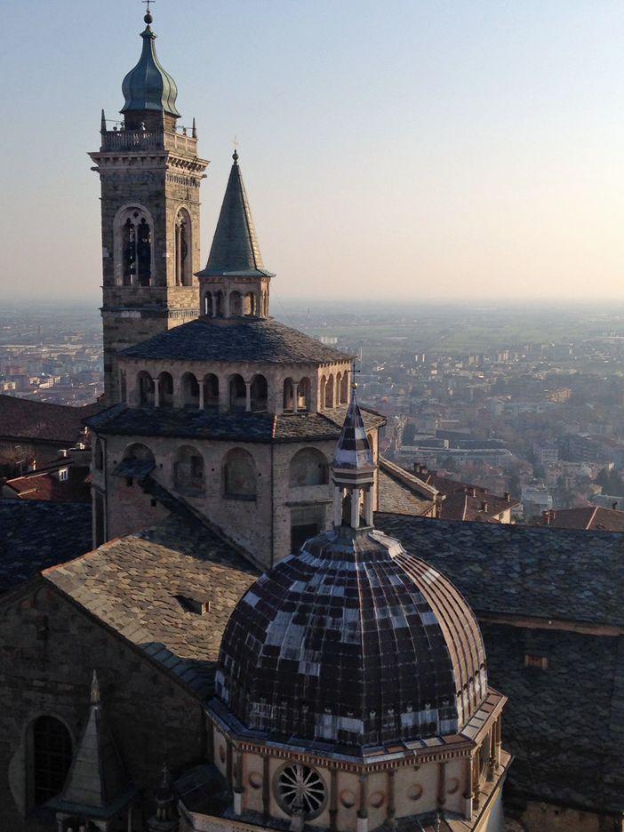 Roteiro pelo Norte da Itália - Bergamo Alta