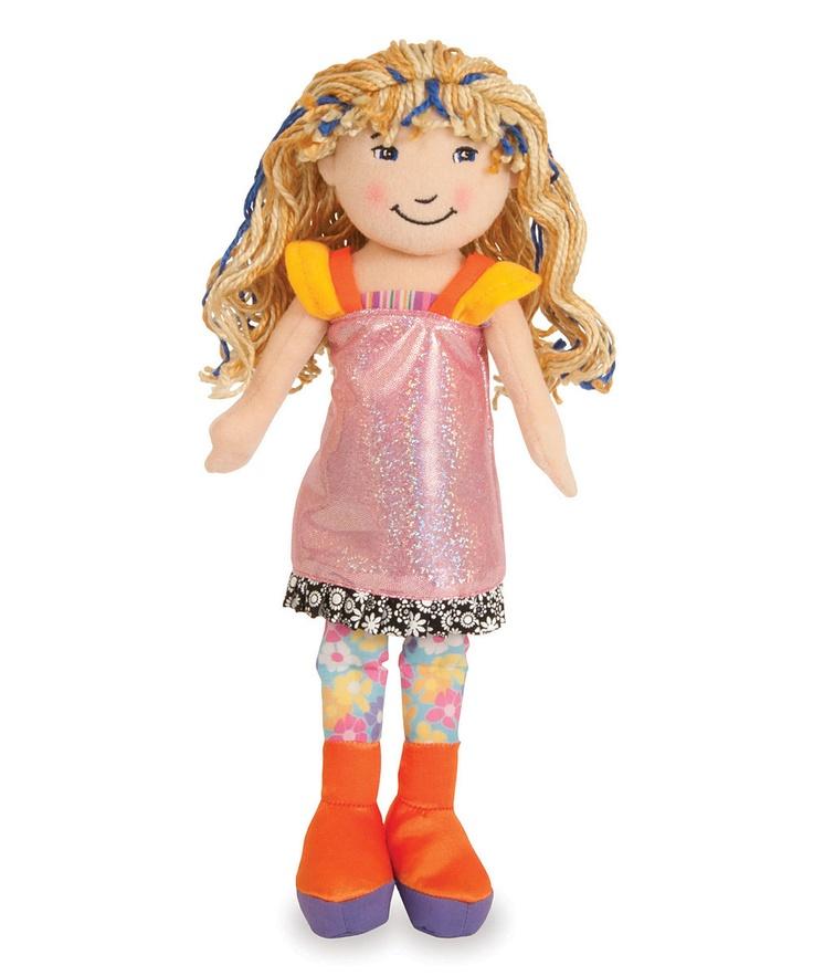 Groovy Girls Nora Doll  ;)