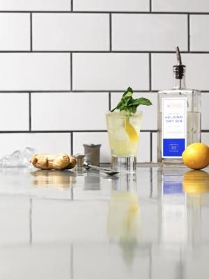 Resepti: Helsinki Mule - tee Helsingin kesälle omistettu ihana cocktail! | Mondo.fi