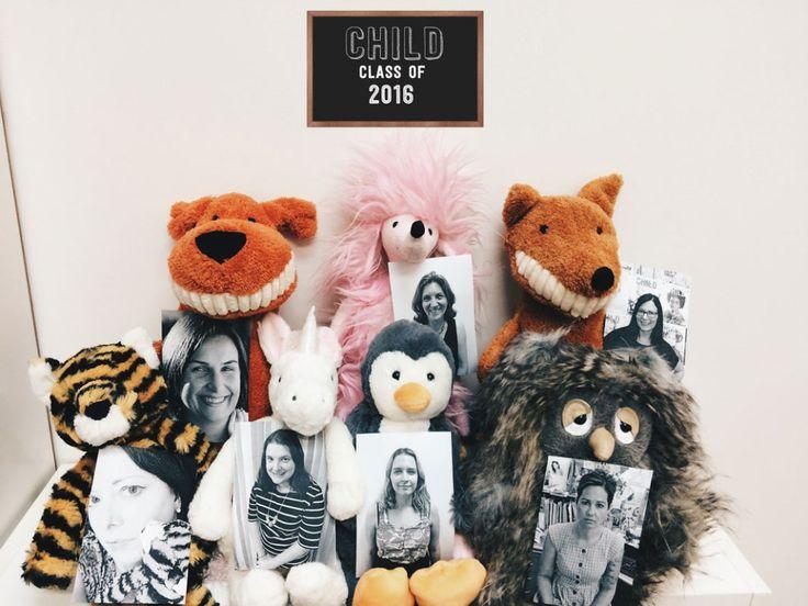 Class of 2016 spirit animals