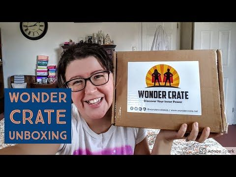 Wonder Crate Kids Subscription Box Review + Coupon + Unboxing | January 2017 | Not a Tree Subscription Box Reviews